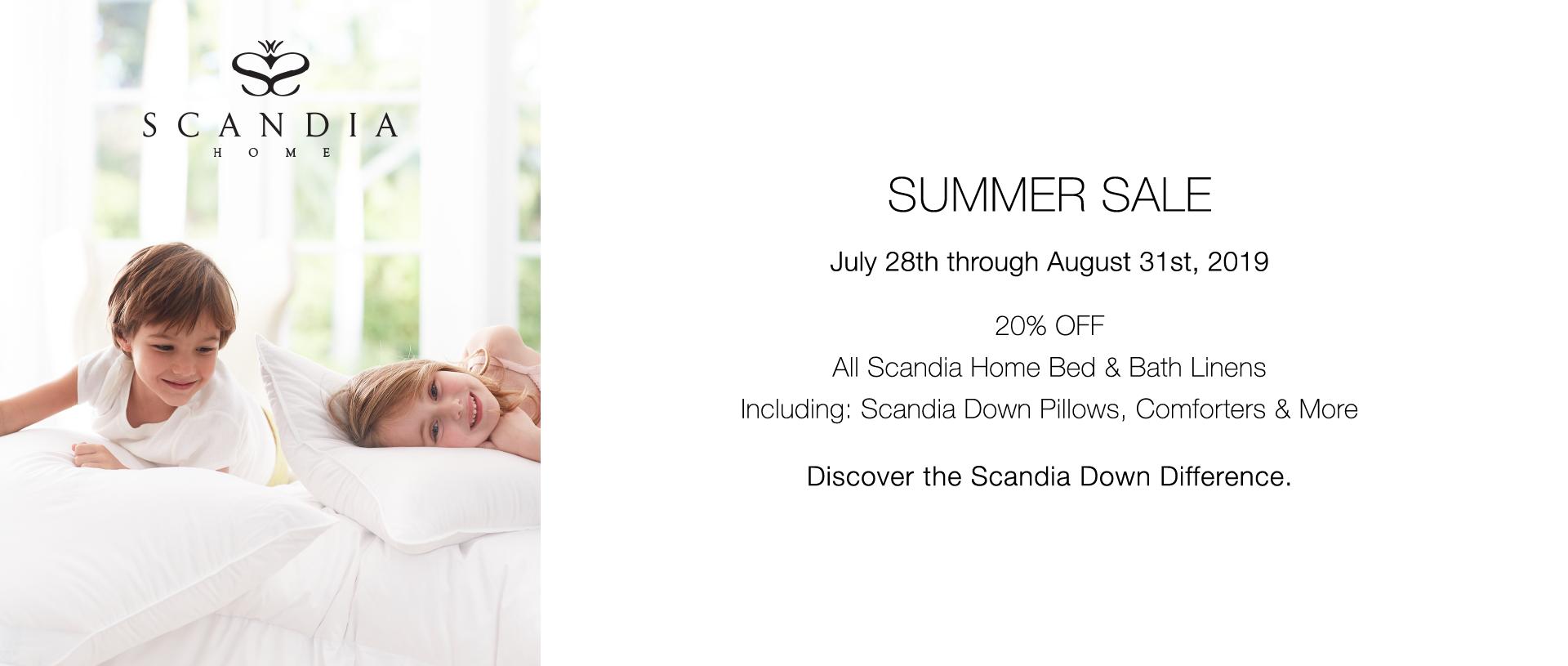Scandia Summer Sale