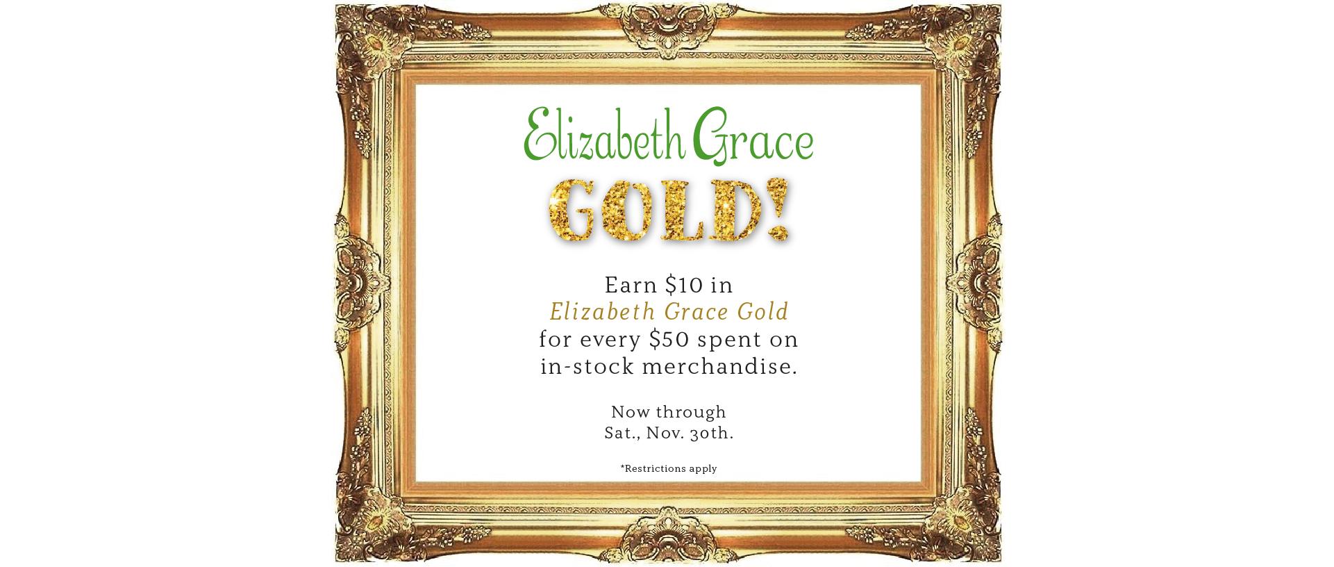 EG Gold Reminder