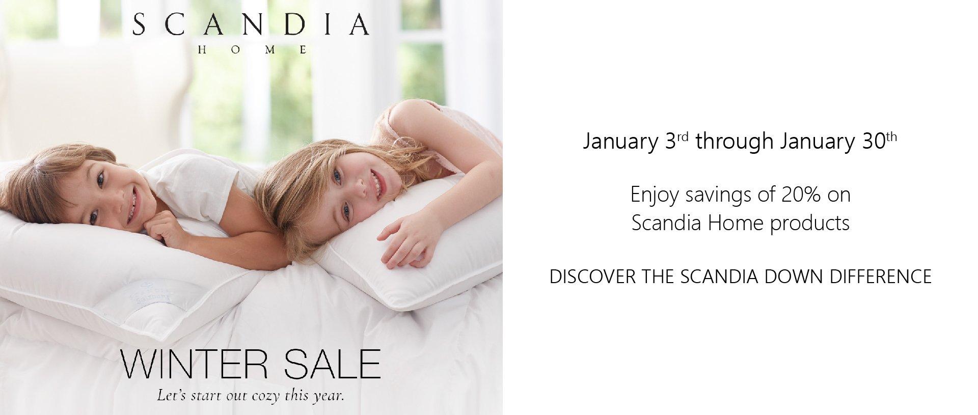 Scandia Winter Sale